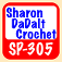 Sharon DaDalt Crochet Ring Toss