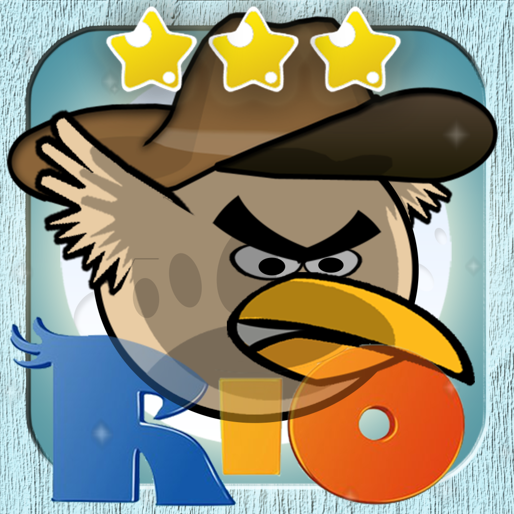 how to pass angry birds rio